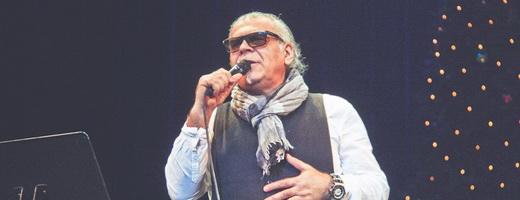 Фото с сольного концерта Андрея Давидяна в БКЗ «Октябрьский» 06 января 2015 г.